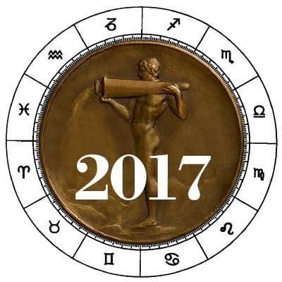 Aquarius 2017 Horoscope